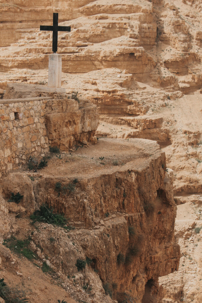 Jericho-St-Georg-Kloster-Israel