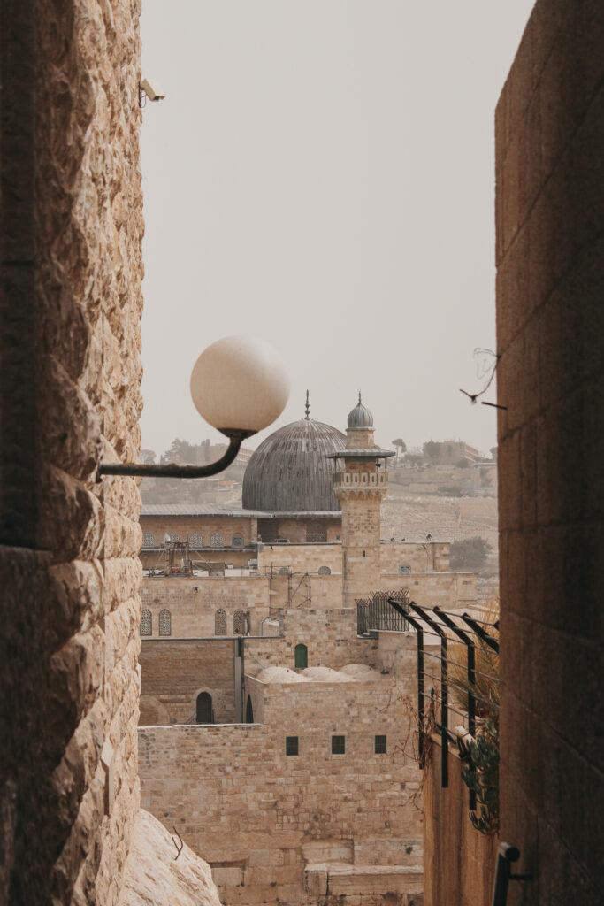 ueber-den-daechern-von-Jerusalem-Israel-Rundreise