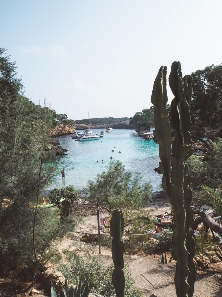 Cala-Mitjana-kleine-Bucht-auf-Mallorca